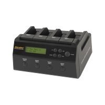 Aleratec 350117 1:3 HDD Copy Dock Duplicator - Hard drive duplicator - 4 bays ( SATA )