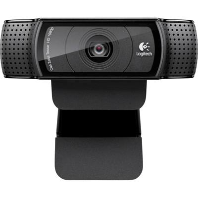 Logitech 960-000764 C920 HD Pro Webcam  1080p Widescreen Video Calling and Recording