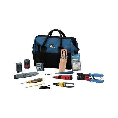 IDEAL Master Series Network Service Kit - Network tool/tester kit