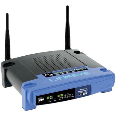 Wireless-G Broadband Router - Refurbished