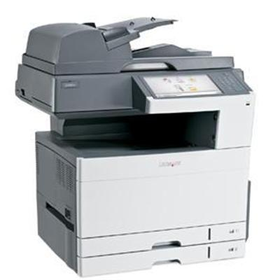 Lexmark 24Z0653 X925de - Multifunction printer - color - LED - Ledger/A3 (11.7 in x 17 in) (original) - A3/Ledger (media) - up to 30 ppm (copying) - up to 30 pp 8991939