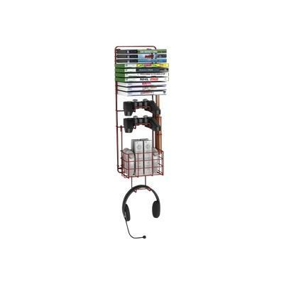 Atlantic 3880-6137 Wall Mount Game Rack
