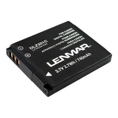 Lenmar DLZ301C Lenmar Dlz301C Canon Nb-8L Replaceme