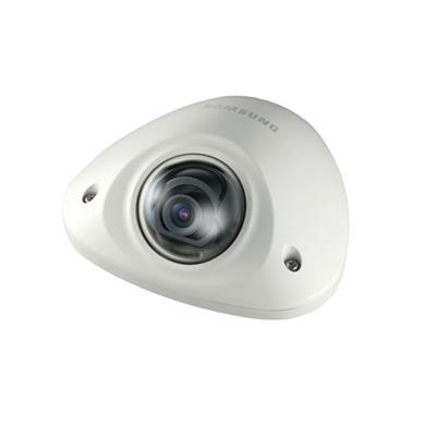 Samsung Electronics Snv-5010 Techwin Ipolis Snv-5010 - Network Surveillance Camera - Dome - Vandal / Waterproof - Color - 1.3 Mp (1280 X 1024) - Fixed Iris - Fi