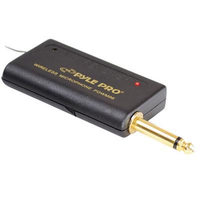 Pyle PDWM96 PDWM96 Lavalier Wireless Microphone System