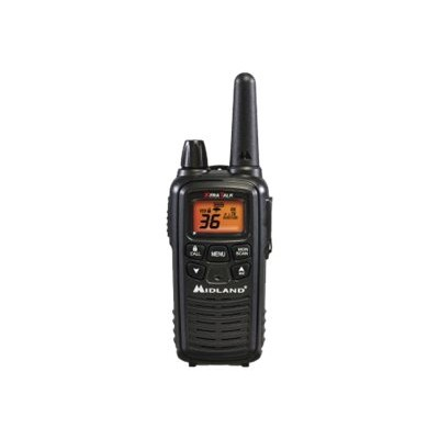 Midland LXT600VP3 X-TRA TALK LXT600VP3 - Portable - two-way radio - FRS/GMRS - 36-channel (pack of 2)