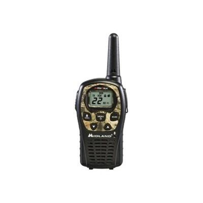 Midland LXT535VP3 Gmrs 22 Channel Outfitters Camo