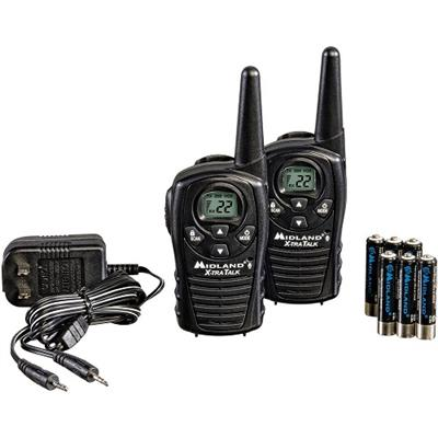 Midland LXT118VP Gmrs 22 Channel Value Pack