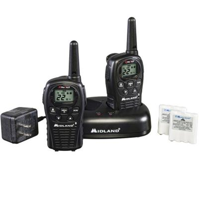 Midland LXT500VP3 Gmrs Value Pack 22 Channels