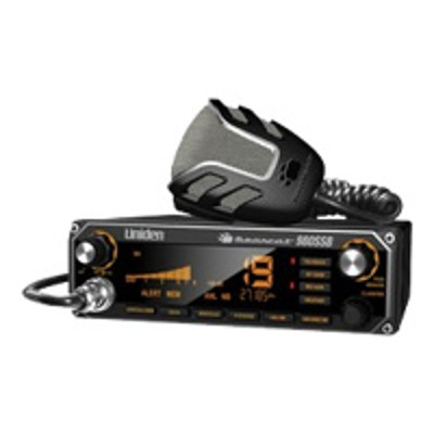 Uniden BEARCAT980SSB Bearcat 980 SSB - Mobile - CB radio - 40-channel - black