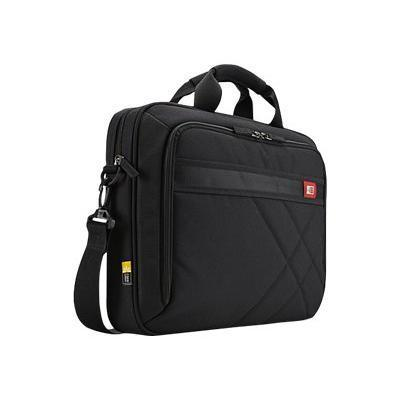 Case Logic DLC-115BLACK 15.6 Laptop and Tablet Case - Black