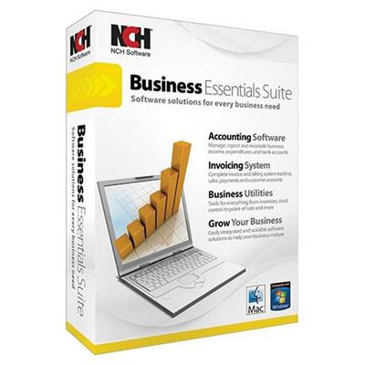 NCH Software RET-BE001 Business Essentials Win Mac