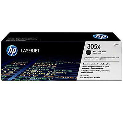 305X Black LaserJet Toner Cartridge with Smart Printing Technology