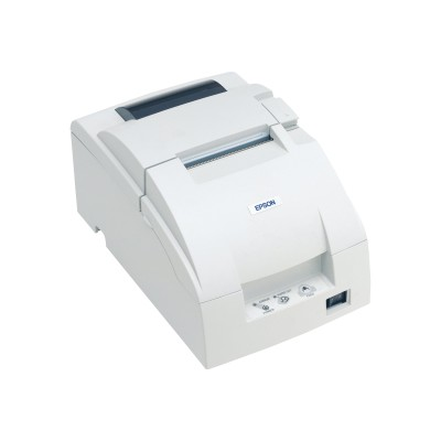 Epson C31C514A8201 TM U220B - Receipt printer - two-color (monochrome) - dot-matrix - Roll (3 in) - 17.8 cpi - 9 pin - up to 6 lines/sec - LAN
