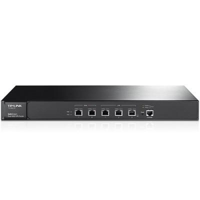 TP-Link TL-ER6120 SafeStream TL-ER6120 - Router - 3-port switch - GigE - rack-mountable