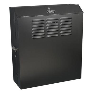 TrippLite SRWF5U 5U Wall Mount Rack Enclosure Cabinet Vertical Wallmount 20 Deep Equipment 150lb Capacity