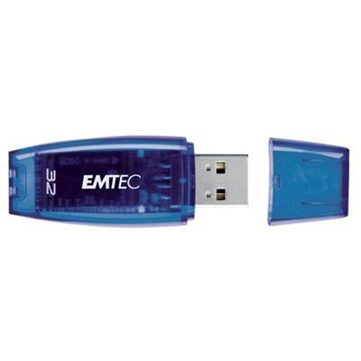 32GB USB 2.0 Flash Drive C400 - Blue