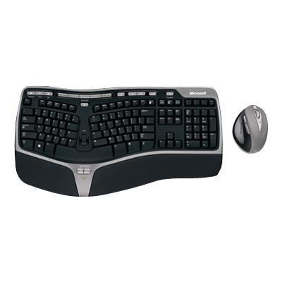 Natural Ergonomic Desktop 7000 for Business - keyboard and mouse set