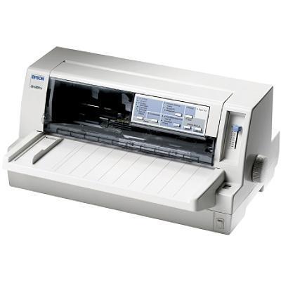 Epson C376101 LQ-680Pro 24-Pin Monochrome Impact Printer