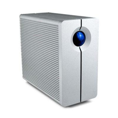 6TB 2Big Thunderbolt External Hard Drive