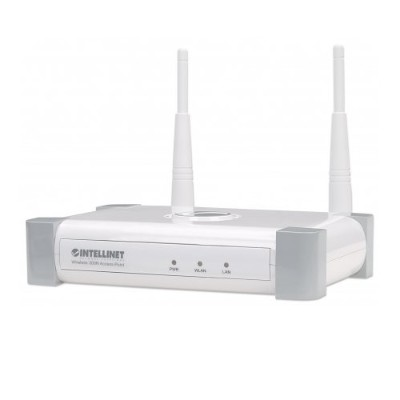 Intellinet Network Solutions 524728 Wireless 300N Access Point