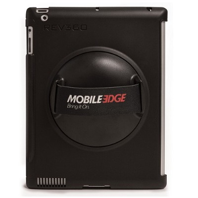 Mobile Edge ME-REVS1 Rev360 Rotating Case for iPad - Smart Cover Compatible Version