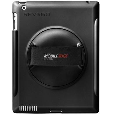 Mobile Edge ME-REV01 Rev360 Rotating Case for iPad - Black