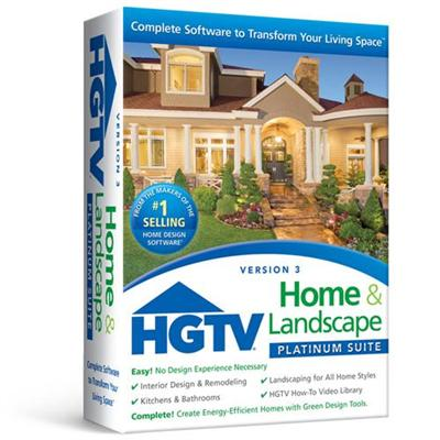 HGTV Home & Landscape Platinum Suite Version 3 - OEM