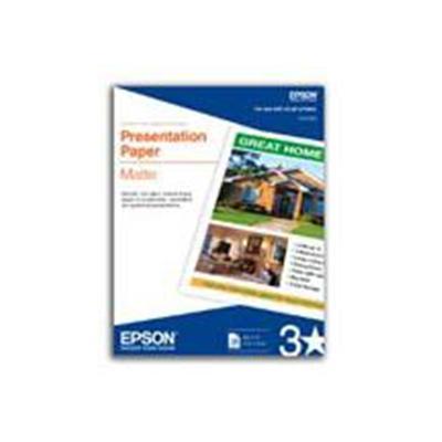 Epson S041171 11 x 22 Presentation Paper Matte - 100 Sheets