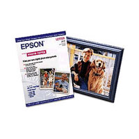 Epson S041271 8.5 x 11 inch Photo Paper Glossy - 100 Sheets