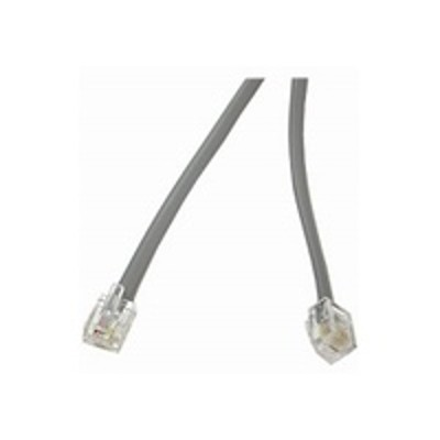 Cables To Go 02973 Network cable - RJ-11 (M) to RJ-11 (M) - 25 ft