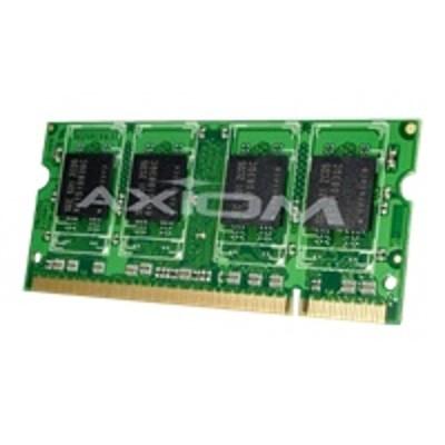 Axiom Memory A1979635-AX AX - DDR2 - 1 GB - SO-DIMM 200-pin - 800 MHz / PC2-6400 - unbuffered - non-ECC - for Dell Vostro 2510