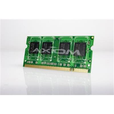 Axiom Memory A0717896-AX AX - DDR2 - 1 GB - SO-DIMM 200-pin - 667 MHz / PC2-5300 - unbuffered - non-ECC - for Dell Latitude D610  D610 Advanced  D610 Burner  D6