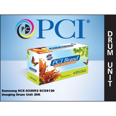 Premium Compatibles SCX6320RPC SCX-6320R2 SCX6120 20000 Pages Drum Unit for Samsung Printers