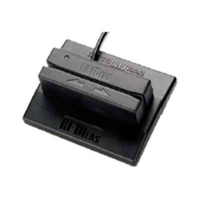 RF Ideas MS3-00M1AKU pcSwipe Enroll - Magnetic card reader ( Tracks 1  2 & 3 ) - USB - black