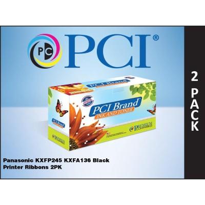 Premium Compatibles KXFA136PC Panasonic Kx-Fa136 (Kxfa136) Black Qual