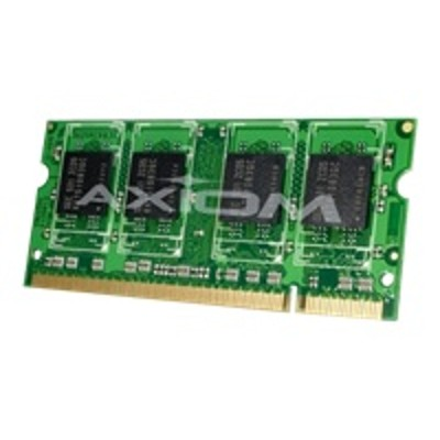 Axiom Memory A1624344-AX AX - DDR2 - 1 GB - SO-DIMM 200-pin - 800 MHz / PC2-6400 - unbuffered - non-ECC - for Dell Vostro 1310  1310n