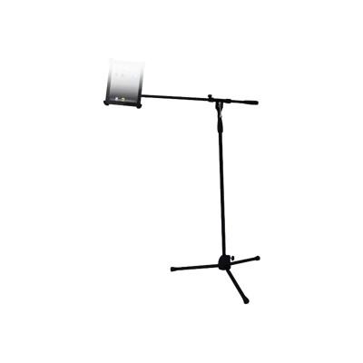 Pyle PMKSPAD1 PMKSPAD1 Multimedia iPad and Microphone Stand