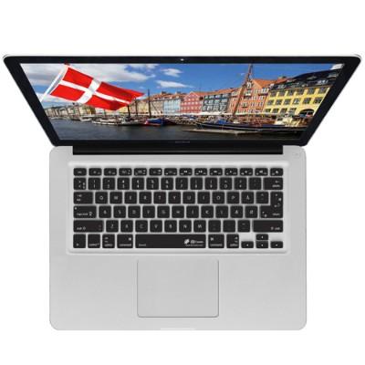 KB Covers DAN-M-CB-2 Danish Keyboard Cover for MacBook Air 13 - US