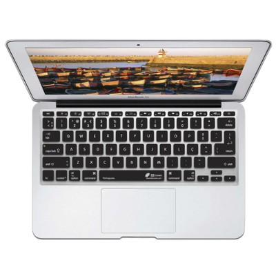KB Covers POR-M11-CB-2 Portuguese Keyboard Cover for MacBook Air 11 - US