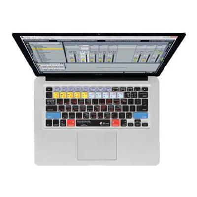 KB Covers AL-M-CC-2 Kbco Almcc2 Ableton Live Keyboard Cvr Mb/Mb