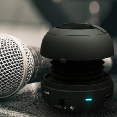 KB Covers XAM11-B Kbco Xam11B X-Mini Bluetooth Kai Speake