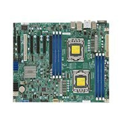 Super Micro MBD-X9DAL-I-O SUPERMICRO X9DAL-i - Motherboard - LGA1356 Socket - 2 CPUs supported - C602 - USB 3.0 - 2 x Gigabit LAN - HD Audio (8-channel)