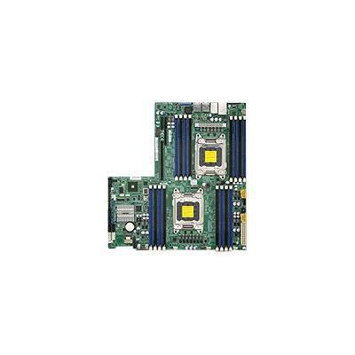 Super Micro MBD-X9DRW-IF-B SUPERMICRO X9DRW-IF - Motherboard - extended ATX - LGA2011 Socket - 2 CPUs supported - C602 - 2 x Gigabit LAN - onboard graphics