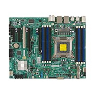 Super Micro MBD X9SRA O SUPERMICRO X9SRA Motherboard ATX LGA2011 Socket C602 USB 3.0 2 x Gigabit LAN HD Audio 8 channel
