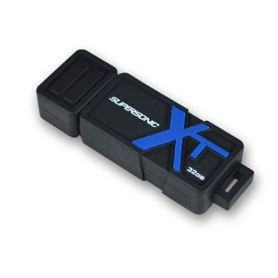 Patriot Memory PEF32GSBUSB Supersonic Boost XT - 32GB USB 3.0 Flash Drive