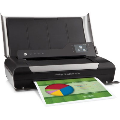 HP CN550A#B1H Officejet 150 Mobile All-in-One Printer