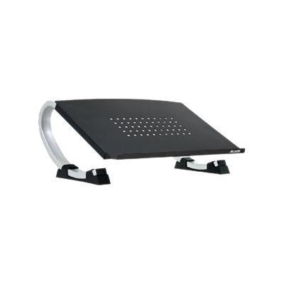 Allsop 30498 Redmond Adjustable Curve Stand - Notebook / LCD monitor stand - black  chrome  dark