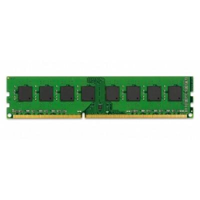 Kingston KTD-PE313E/8G DDR3 - 8 GB - DIMM 240-pin - 1333 MHz / PC3-10600 - unbuffered - ECC - for Dell PowerEdge C5220  R210 II  R710  T110 II  Precision T1600