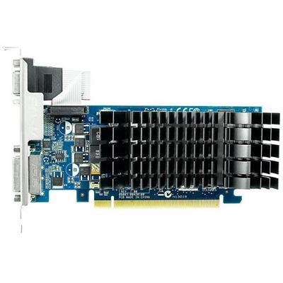 Asus En210silentdi1gd3v2 Nvidia Geforce 210 1gb Ddr3 Pcie Graphics Card